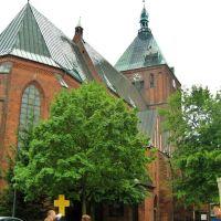 Koszalin - Katedra - Parafia Niepokalanego Poczęcia Najświętszej Maryi Panny z 1300 - 1333 r., Кошалин