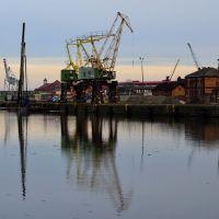Port of Szczecin, Щецин