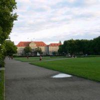 Szczecin, Jasne Błonia, Щецин