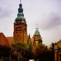 Szczecin, Щецин
