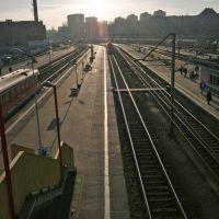 Dworzec kolejowy Szczecin Główny, Щецин