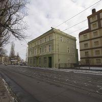 Szczecin - ul Krzysztofa Kolumba Nr 61, Щецин