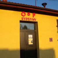 OSP Rydzyny, Здунска-Вола