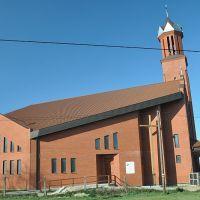 Kościół pod wezwaniem św. Jadwigi Królowej 1990 Kutno /zk, Кутно