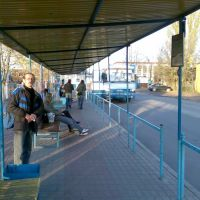 Kutno bus terminal, Кутно