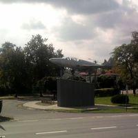 Łask - Ikona polskiego lotnictwa wojskowego,TS-11 Iskra., Ласк
