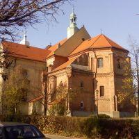 Sanktuarium NMP i św. Michała Archanioła, Ласк