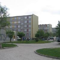 Osiedle Batorego, Ласк