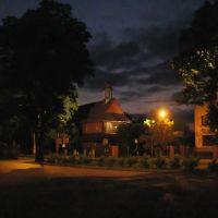 Kościół pw. Św. Ducha, Ласк