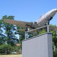 Pomniki lotnicze -Łask, Ласк