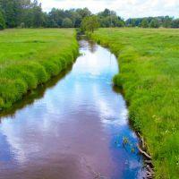 rzeka grabia, Ласк
