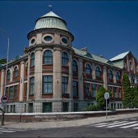 Dawna Centrala Handlowa Karola Scheiblera (dziś Wyższa Szkoła Sztuki i Projektowania), Лодзь