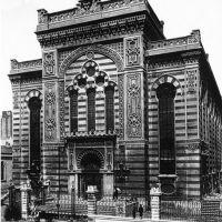 ŁÓDŹ - Ulica Wolborska - Ortodoksyjna Synagoga Altshtot, Лодзь