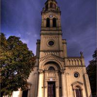 Kościół Podwyższenia Krzyża Świętego, Лодзь