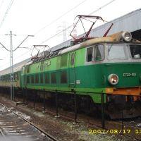 PKP ET22-804, Лодзь