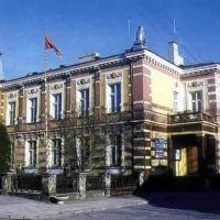 Pałacyk siedziba Urzędu Miejskiego ( wzniesiony w 1912r), Опочно