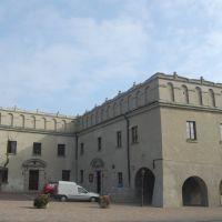 Zamek w Opocznie, Опочно