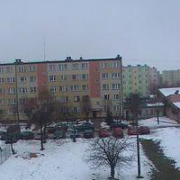 Widok na ul.M.C.Skłodowskiej 12, Опочно