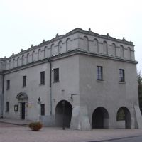 Opoczno Castle (14th), Опочно