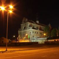Parafia św.Bartłomieja w Opocznie., Опочно