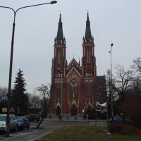 Pabianice - kościół pw. Najświętszej Marii Panny, Пабьянице