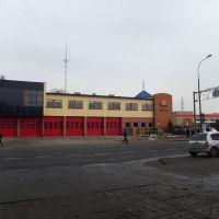 Pabianice - Państwowa Straż Pożarna, Пабьянице