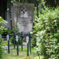 Cmentarz w Pabianicach, Пабьянице