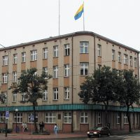 Budynek Urzędu Miasta w Pabianicach, Пабьянице