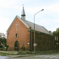 Kościół Mariawitów pw. Przenajświętszego Sakramentu w Pabianicach, Пабьянице