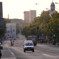 Ulica Zamkowa, Пабьянице