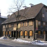 Dom tkacza, Пабьянице