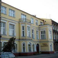 Pabianice - Pałac Krushego, Пабьянице