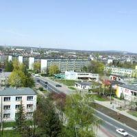 Panorama Radomska, Радомско