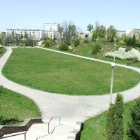 Park Solidarności, Радомско