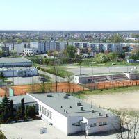 MOSiR, sport centre, Радомско