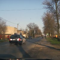 Down town Radomsko, Радомско