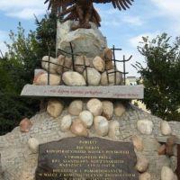 Pomnik żołnierzy Warszyca, Радомско