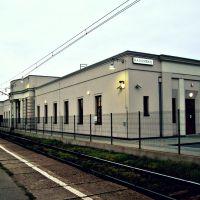 Dworzec w Radomsku, Радомско