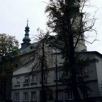 Klasztor Franciszkanów ..., Радомско