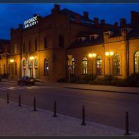 Skierniewice dworzec kolejowy mj-10, Скерневице
