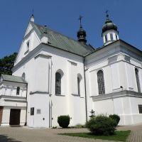 Kościół św Anny w Białej, Биала Подласка