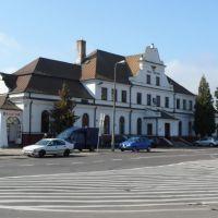 Dworzec Kolejowy, Биала Подласка
