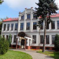 Dawny szpital żydowski t.zw. Piżyca, obecnie USC, Биала Подласка