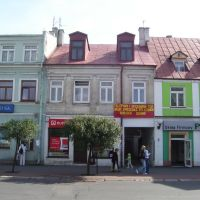 Kamienica przy ul. Plac Wolności 24, Биала Подласка