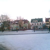 Plac Wolności, Биала Подласка