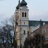 Kościół Wniebowzięcia NMP w Biłgoraju, Билгорай