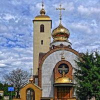 nowa cerkiew w Biłgoraju.., Билгорай