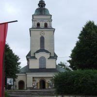 Biłgoraj - kościuł św Marii Magdaleny, Билгорай