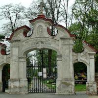 Biłgoraj Cmentarz Rzymskokatolicki Ul.Jana Pawła II, Билгорай