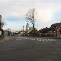 Bilgoraj, Krzeszowska street, 2011, Билгорай